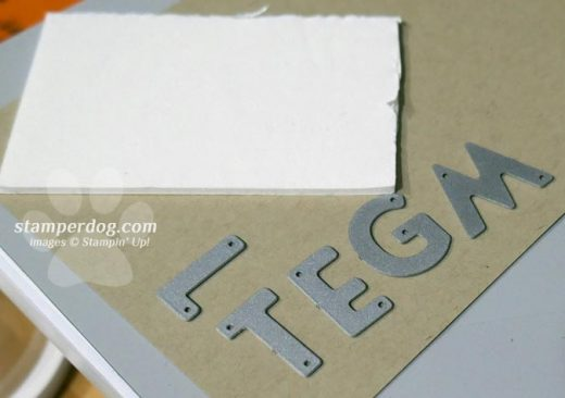How to Make 3-D Letters