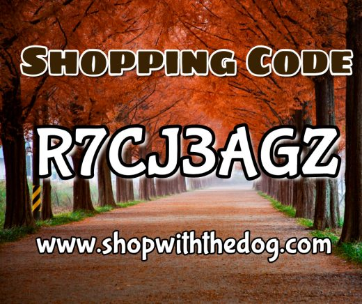 Shopping Code R7CJ3AGZ