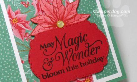Magic of Christmas Card