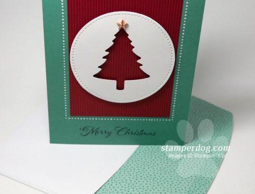 Quick Christmas Card & Envelope