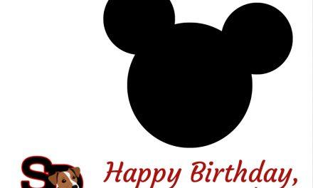 Happy Mickey Day!