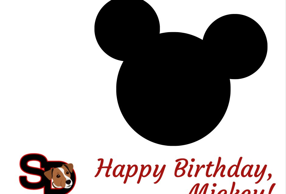 Happy Mickey Day!