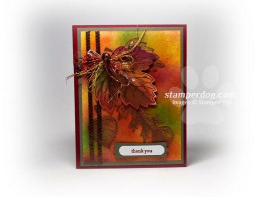 Cindy's Fall Card