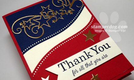 I Love This Patriotic Card