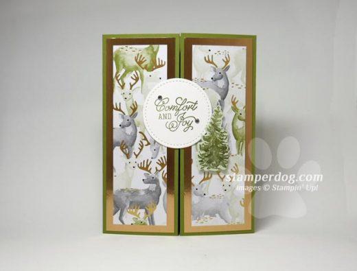 Christmas Gatefold Card