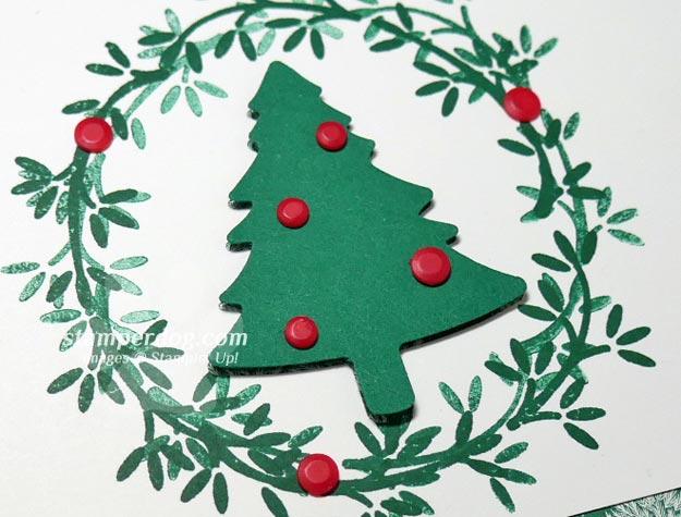 Make a Holiday Notecard