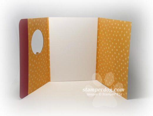 Double Fold Card