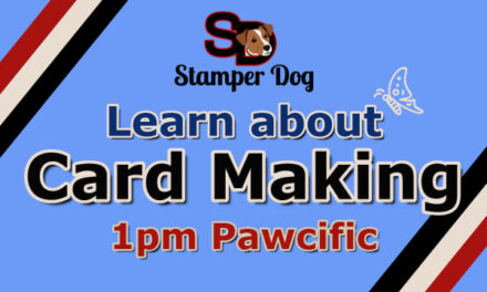 Join Us for Live Stream Stamping Today!