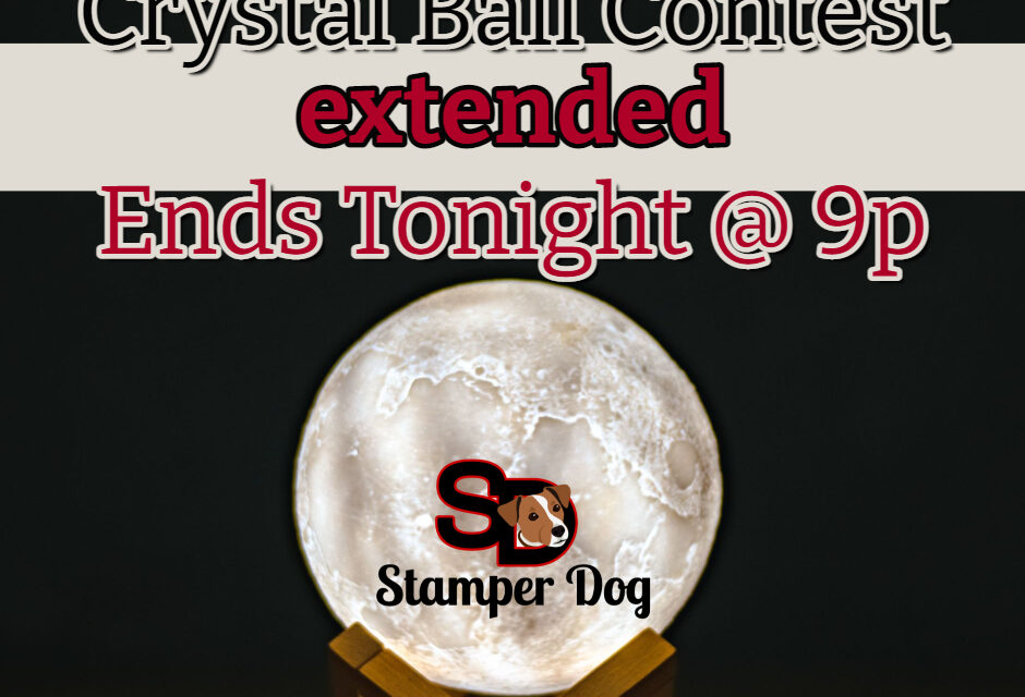 Crystal Ball Contest Extended 24 Hours