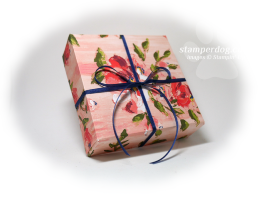 Quick and easy gift box