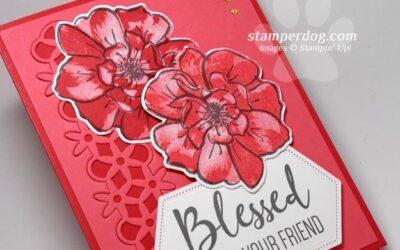 Spring Flower Card Re-Do