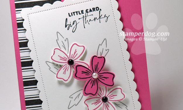Loving This Pink Card!