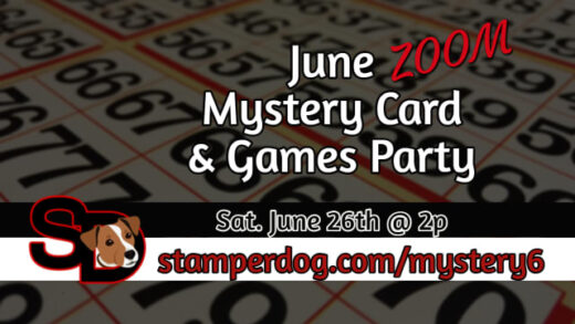Mystery Card & Games Party