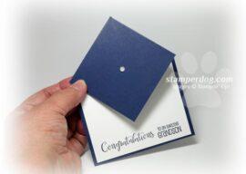 It's a Graduation Cap Card