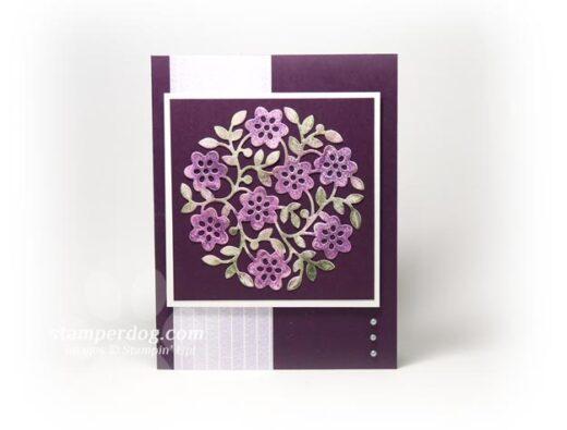 Pastels Card