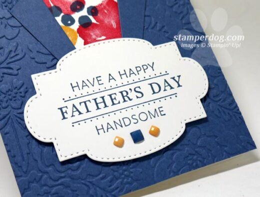 Crazy Fathers Day Card