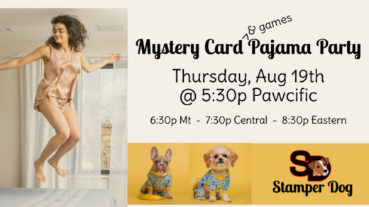Mystery Card Party 8