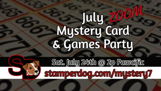 Mystery Card and Games Party
