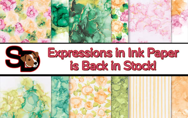 Expressions in Ink Paper is Back!