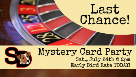 Mystery Card Party 7