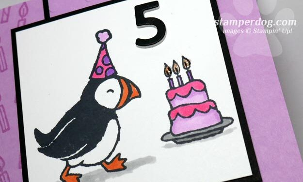 A 5th Birthday Card for Someone Special