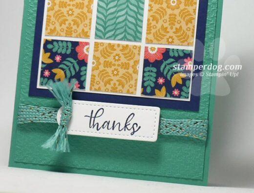Quilt Card