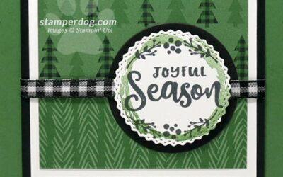 Sneak Peek Christmas Cards