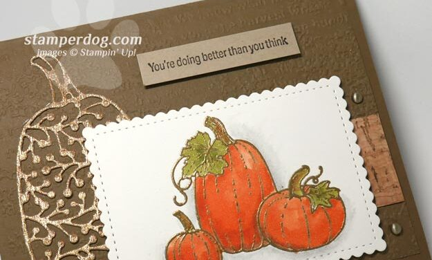 Watercolor Pumpkins Tips & Tricks