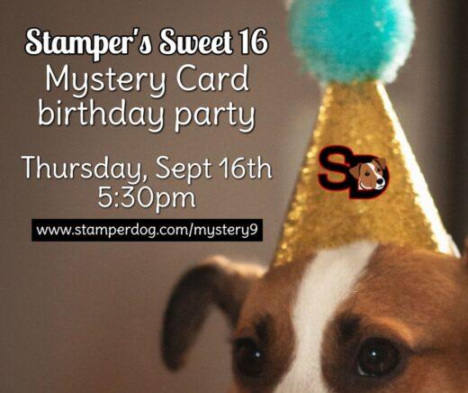 Mystery Card Birthday Party