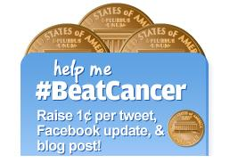 #Beatcancer