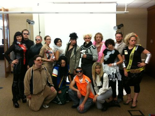 Creative Services does Zoolander