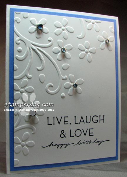 Happy birthday after party stampin up demonstrator ann m mitzis birthday card bookmarktalkfo Images