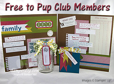 Join Pup Club