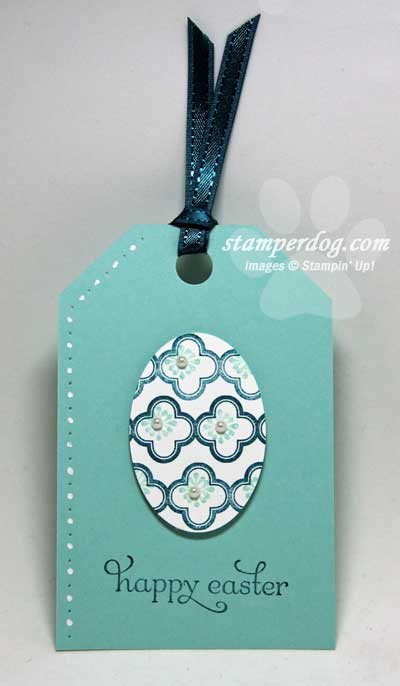 Almost free easter gift tags stampin up demonstrator ann m easter tag negle Image collections